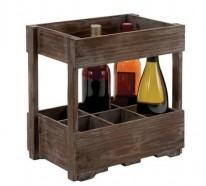 Speziell für die Weinliebhaber  – schicke Weinregale und Ständer aus Holz
