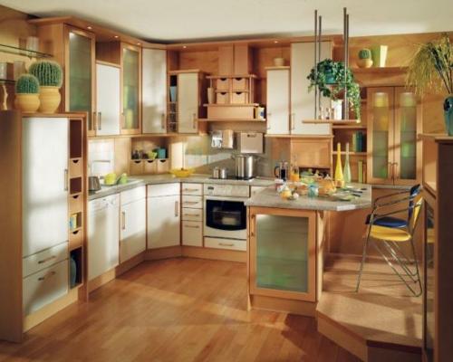 wohnlich-gemütlich-küche-design-schrank-weiß-türen