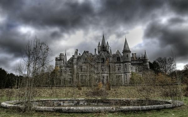 wunder der architektur verlassen und adelig chateau de noisy