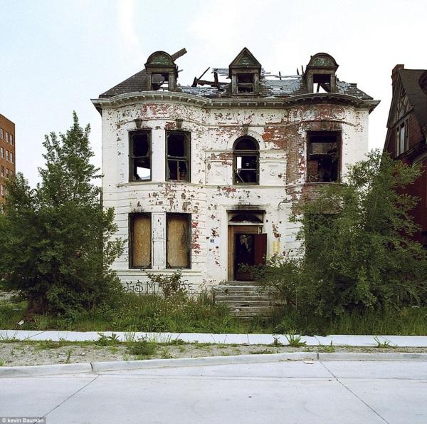 wunder der architektur verlassene häuser in detroit ehemalige eleganz