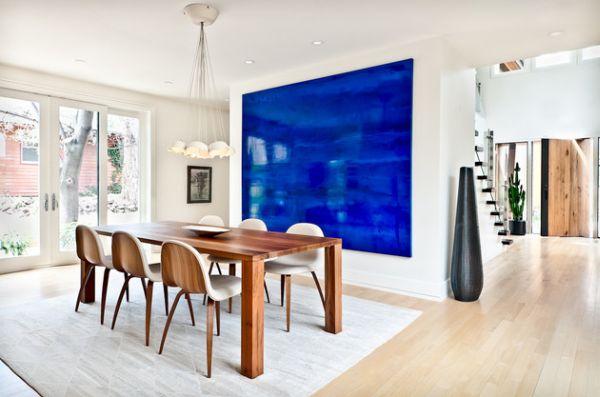 wunderschöne bodenvasen designs esszimmer schick residenz