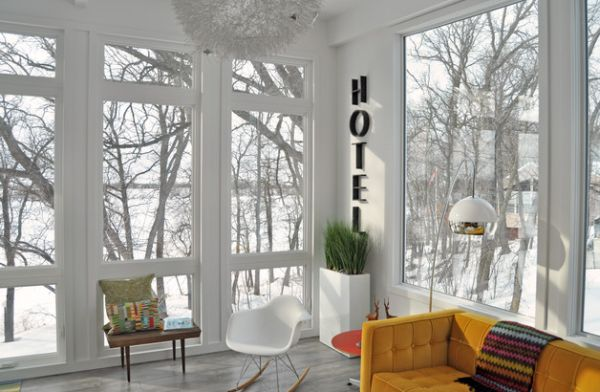 wunderschöne bodenvasen designs fenster weiß gelb sofa hotel
