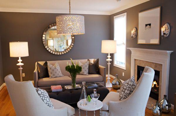 wunderschöne bodenvasen designs wohnzimmer weiß sessel