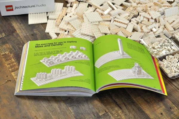 Architektur Studio Set von LEGO spiel haus design