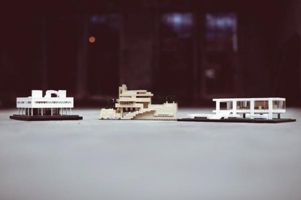 Architektur Studio Set von LEGO spiel mini