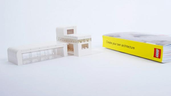 Architektur Studio Set von LEGO spiel teile design