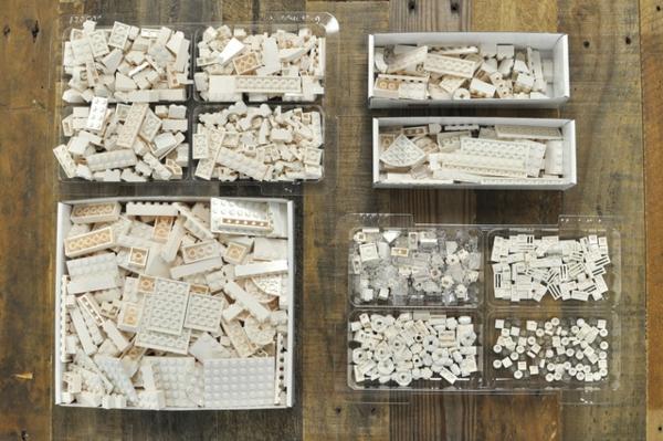 Architektur Studio Set von LEGO spiel teile