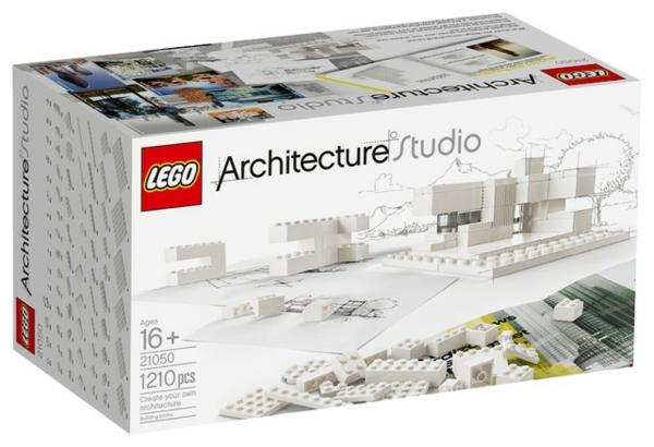 Architektur Studio Set von LEGO spiel