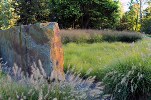 Aus der Wildnis nach Hause groß stein hof gartengestaltung
