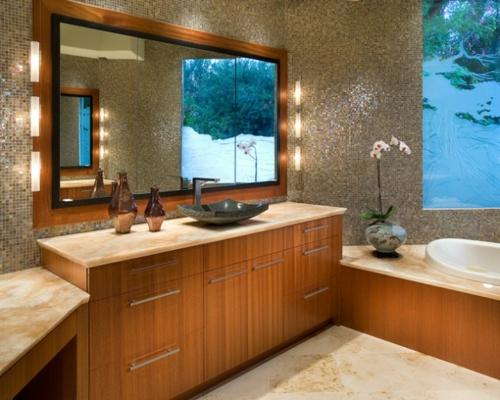 Badezimmer-Designs-asian-einrichtung-mosaik-fliesen-wandgestaltung