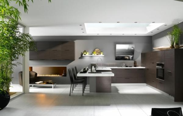 Beleuchtung für die Küche extrevagant spüle arbeitsplatten