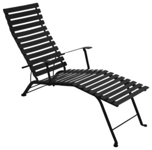 Coole Gartenmöbel für die Terrasse liege metall sachlich
