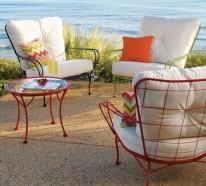 Coole Gartenmöbel für die Terrasse oder den Patio