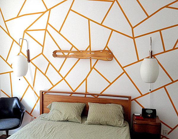 Coole Leichte Deko Zu Hause Selber Machen Wandgestaltung Schlafzimmer
