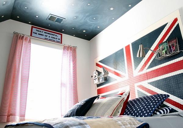 DIY-dekorative-Projekte-schlafzimmer-kopfteil-lampen-idee-kissen
