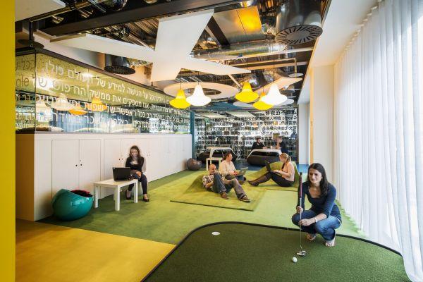 Das neue Google Campus Management spielzimmer