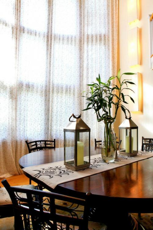 Der pflegeleichte Glücksbambus als Dekoration wohnstil wohnzimmer