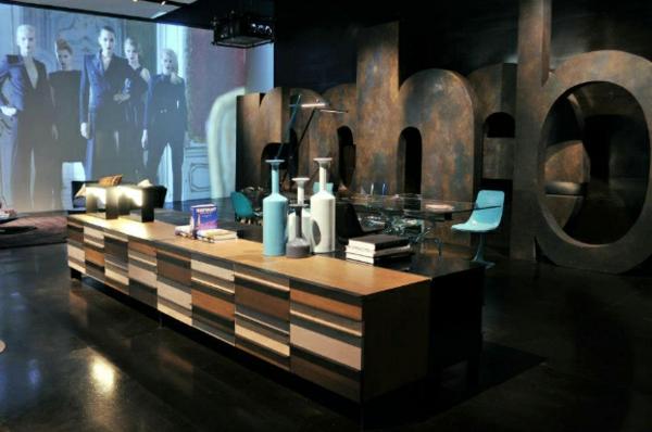 Möbel Sammlung holz kombiniert dekoration twilight
