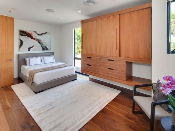 Eine herrliche Residenz holz möbel schrank schlafzimmer