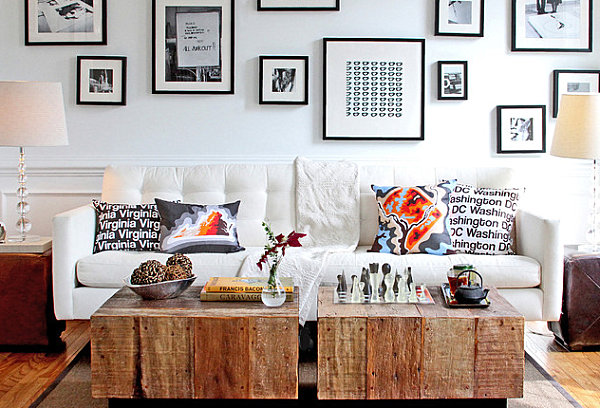 """Interior design wohnzimmer  Eklektisches Interior Design - die """"Ins"""" und """"Outs"""""""