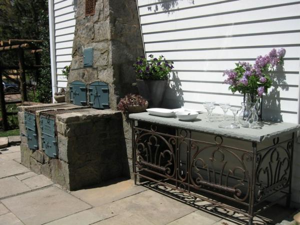 wie kann man einen garten im umweltfreundlichen haus gestalten. Black Bedroom Furniture Sets. Home Design Ideas
