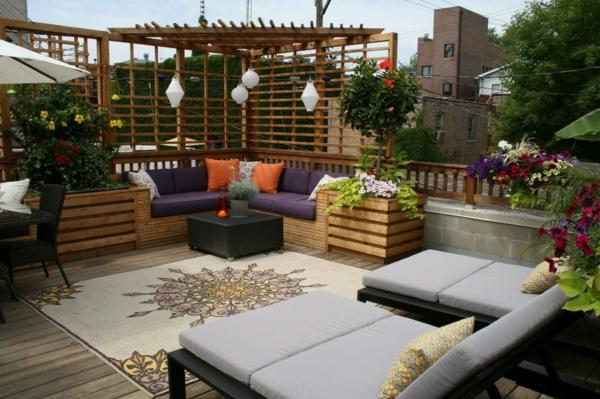 diashow z une sichtschutz terrassendielen gartenholz pictures to pin on pinterest. Black Bedroom Furniture Sets. Home Design Ideas