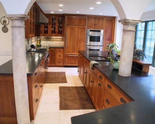 Küche Eiche Modern
