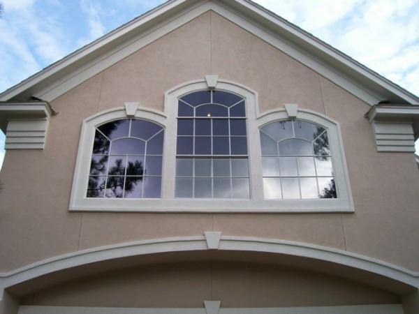 High-Tech Fensterfolien außenbereich haus fassade