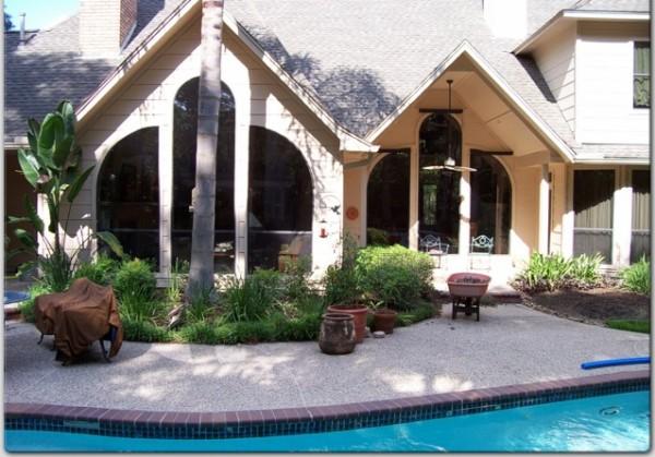 High-Tech Fensterfolien für Ihr Haus außenbereich garten hof