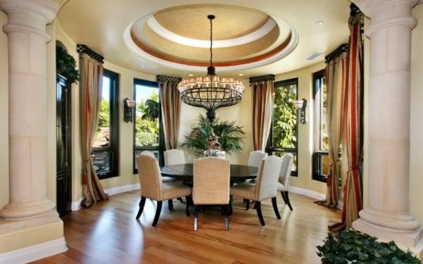 High-Tech Fensterfolien für Ihr Haus esszimmer elegant
