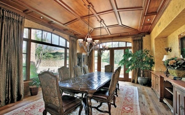 High-Tech Fensterfolien für Ihr Haus esszimmer klassisch holz zimmerdecke