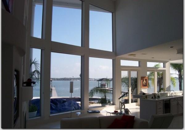 High-Tech Fensterfolien für Ihr Haus fenster küche