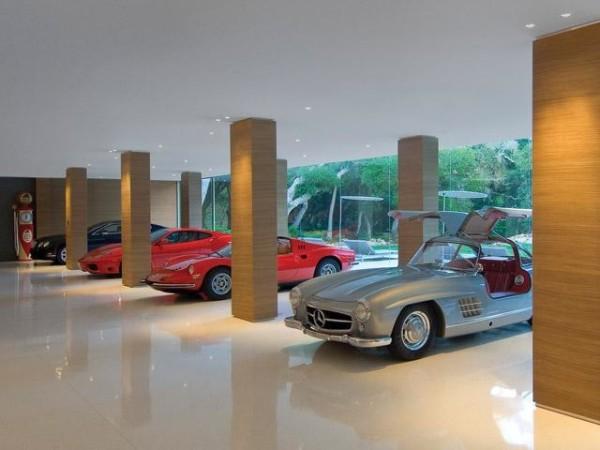 High-Tech Fensterfolien für Ihr Haus garage ausstellung