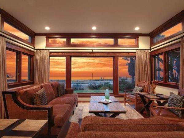 High-Tech Fensterfolien für Ihr Haus gemustert foto wohnzimmer
