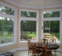 41 Ideen für High-Tech Fensterfolien für Ihr Haus bieten Sicht- und Sonnenschutz