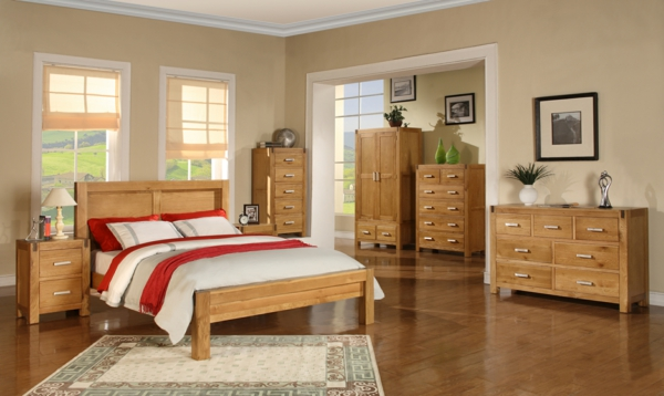 holzm bel f r ein sch nes schlafzimmer design. Black Bedroom Furniture Sets. Home Design Ideas