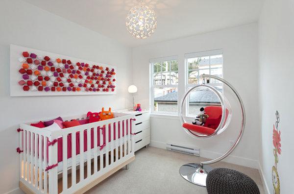 Babyzimmer ideen zum selber machen  5 coole Ideen für Kinderzimmer Einrichtung mit skurrilem Stil