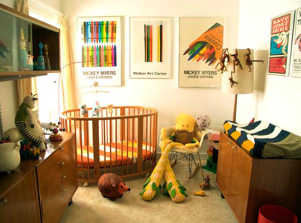 5 coole ideen f r kinderzimmer einrichtung mit skurrilem stil - Einrichtung aus italien klassischen stil ...