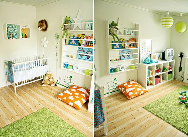 Kinderzimmer Einrichtung 5 coole ideen für kinderzimmer einrichtung mit skurrilem stil