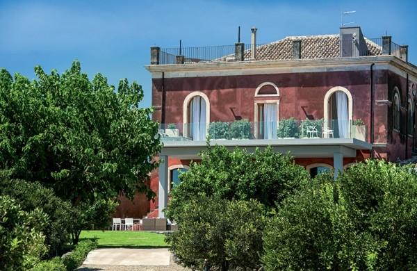 Hotels moderne architektur und stilvolles interieur for Design hotel sizilien