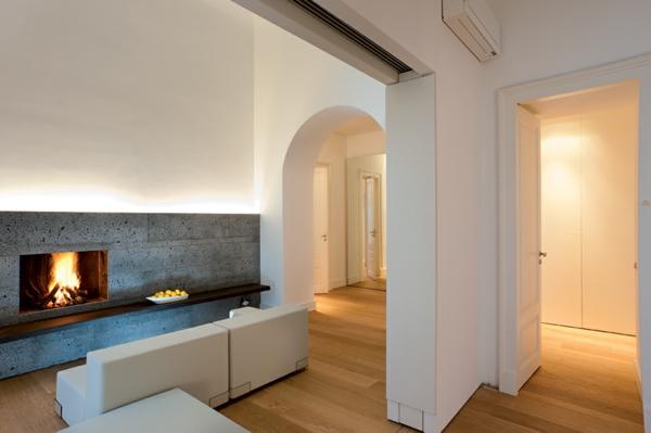 Klassische Architektur und modernes Hotel Design gemütlich raffiniert