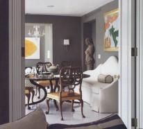 Kombination von Interieur Stilen – Zusammenstoß der Einrichtungsstile