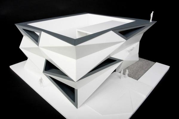 Kulturzentrum und Sportzentrum 3D muster design