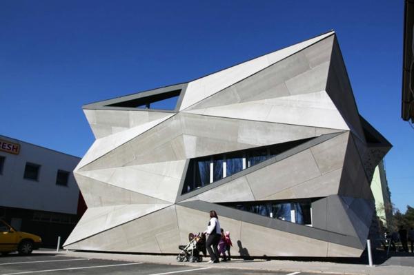 Kulturzentrum  Sportzentrum fassade atrium studio