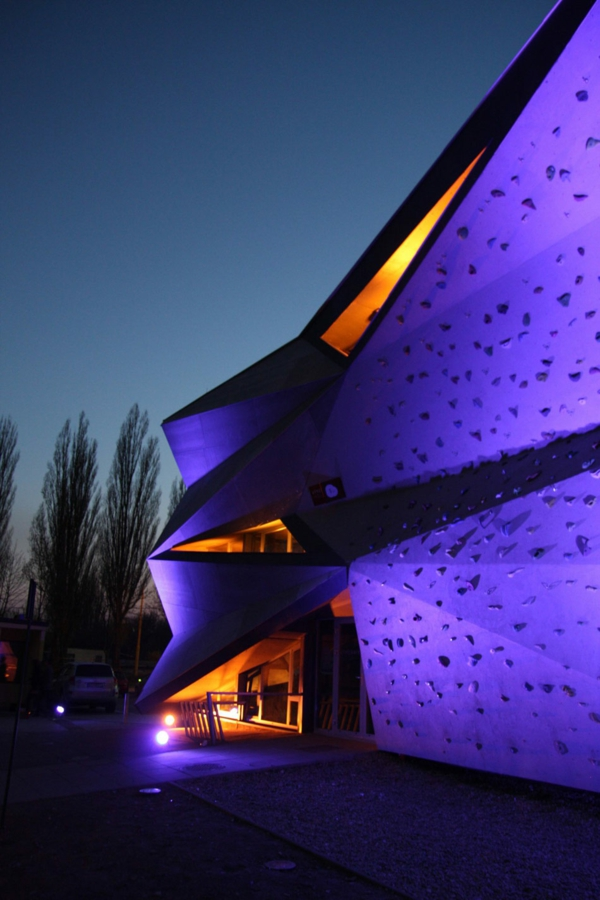 Kulturzentrum Sportzentrum wärmetauscher auffallend projekt