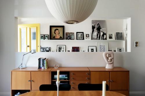 Vergessen Sie Die Nackten Wände U2013 Gestalten Sie Ihre Kunstgalerie Mit  Bilderrahmen An Der Wand ...