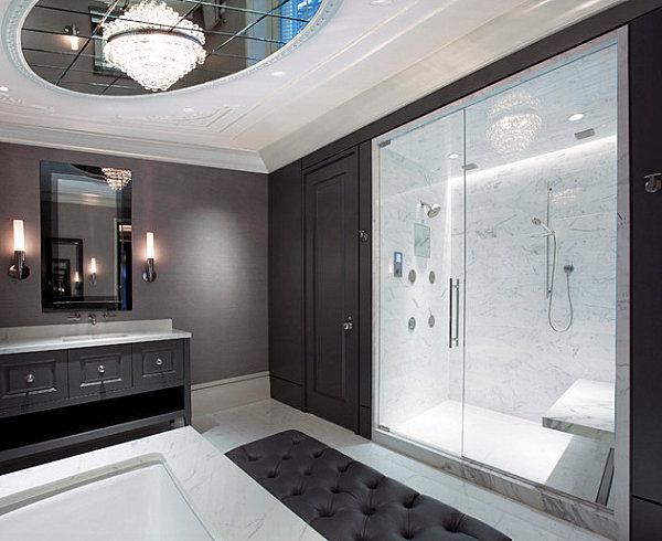 ideen gestaltung badezimmer – topby, Badezimmer dekoo