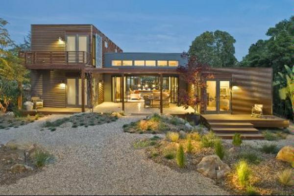 Nachhaltige architektur was macht ein geb ude gr n for Case belle da vedere