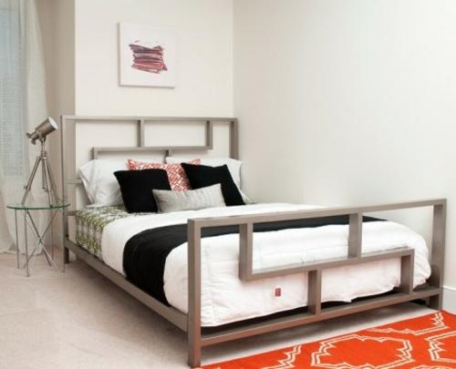 Einzelbett modern  Neues Bett im Schlafzimmer - drei Fehler beim Einkauf eines neuen ...