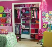 """Ordnung zu Hause schaffen – 10 Tipps, wie Sie Ihr Haus """"zurück zur Schule"""" organisieren"""
